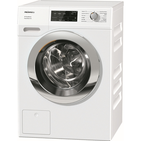 Miele WEI 335 XL WPS W1 Excellence ChromeEdition wasmachine