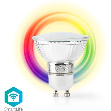 Nedis Wifi smart LED-Lamp GU10