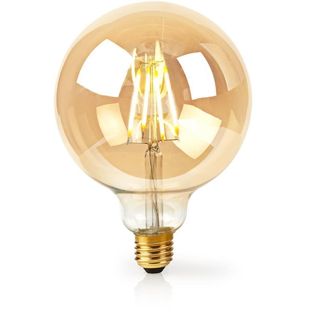 Nedis Wifi smart LED filament lamp | E27