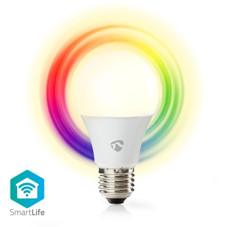 Nedis Wifi smart LED-lamp E27