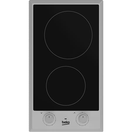 Beko HDCC32200X keramische kookplaat