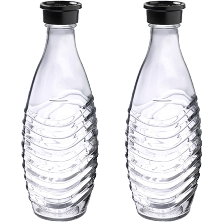 SodaStream Glazen 2-Pack flessen