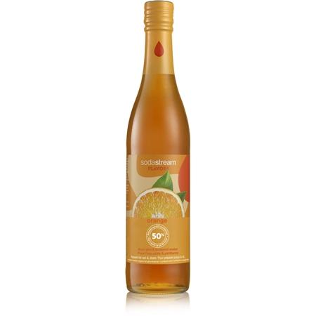 SodaStream Flavors Orange Mix