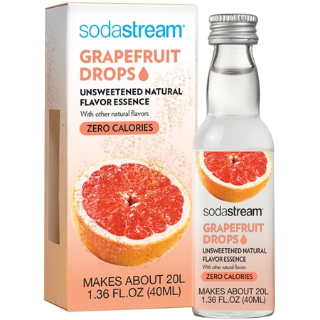SodaStream Fruit drops Grapefruit Drops