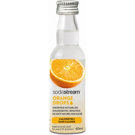 SodaStream Fruit drops Orange Drops