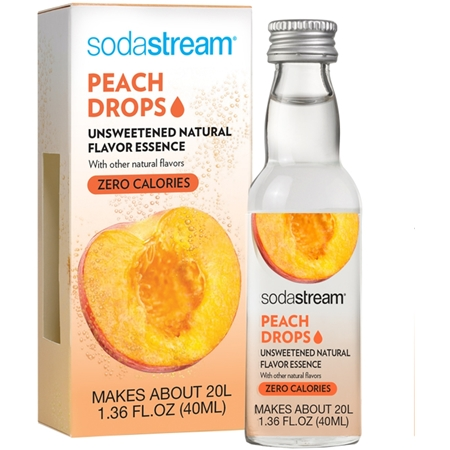 SodaStream Fruit drops Peach Drops