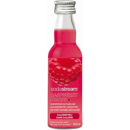 SodaStream Fruit drops Raspberry Drops
