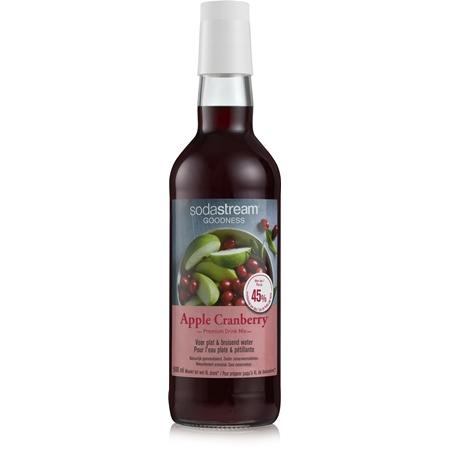 SodaStream Goodness Apple Cranberry