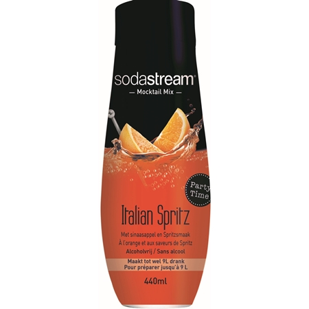 SodaStream Mocktails Italian Spritz