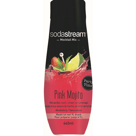 SodaStream Mocktails Pink Mojito