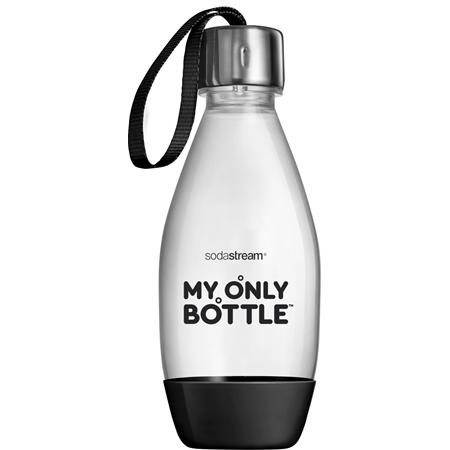 SodaStream My Only Bottle Black