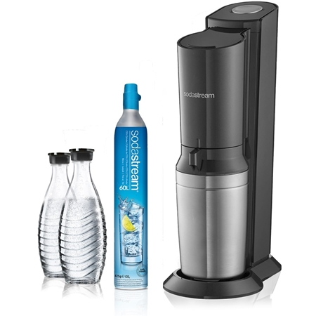 SodaStream Crystal Black MEGA