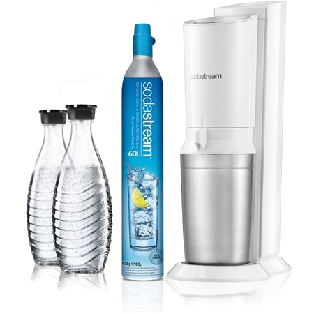 SodaStream Crystal White MEGA