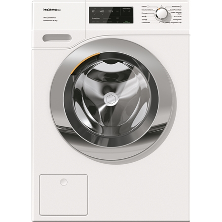 Miele WEG 375 WPS W1 ChromeEdition wasmachine