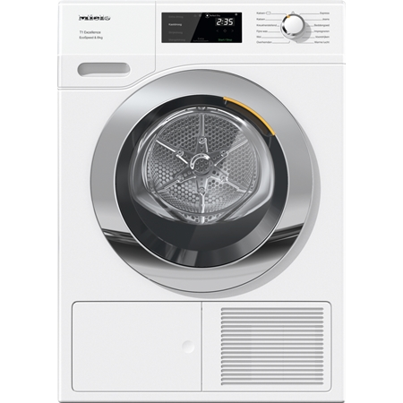 Miele TEF 655 WP T1 Excellence ChromeEdition warmtepompdroger