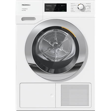 Miele TEJ 675 WP T1 Excellence ChromeEdition warmtepompdroger