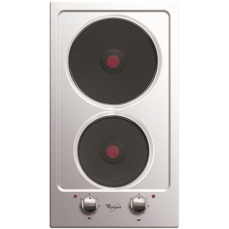 Whirlpool AKT 310/IX elektrische kookplaat