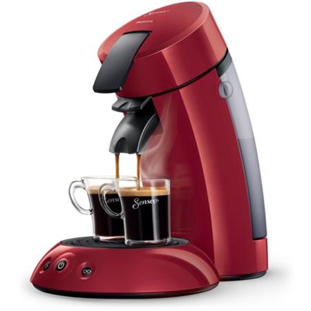 Philips HD7817/90 Senseo Koffiepadmachine Rood