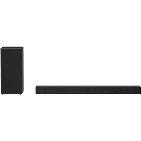 LG DSN7Y Soundbar met draadloze subwoofer