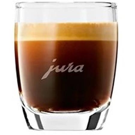 JURA Espressoglaasje (2 stuks) Servies & Bestek