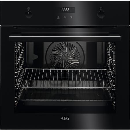 AEG BPE435060B inbouw solo oven