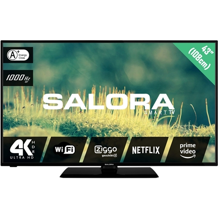Salora 43EUS2204 4K LED TV