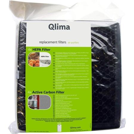 Qlima A 45 filterset
