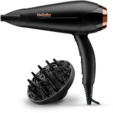 BaByliss D570DE Turbo Shine 2200 fohn