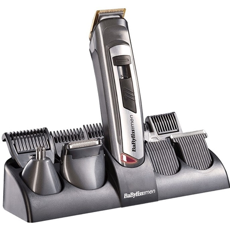 BaByliss E826E Styling Set Multi 10-in-1 baardtrimmer
