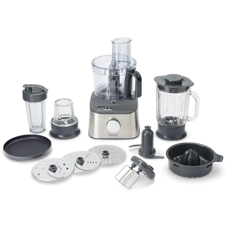 Kenwood FDM313SS Multipro Compact+ foodprocessor