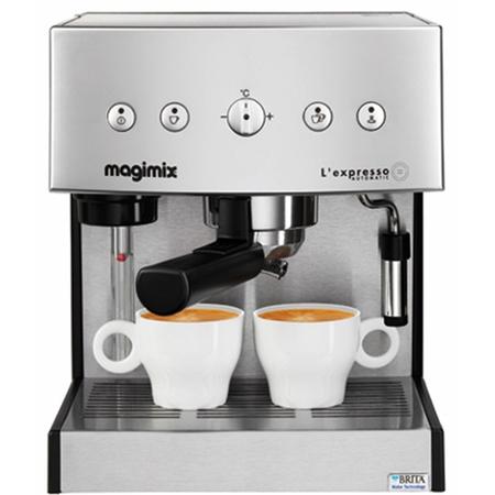 Magimix L'expresso Automatic 11414 espressomachine