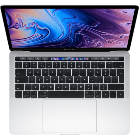 Apple MacBook Pro 2019 13 inch Touch Bar Core i5 256GB MUHR2N Silver