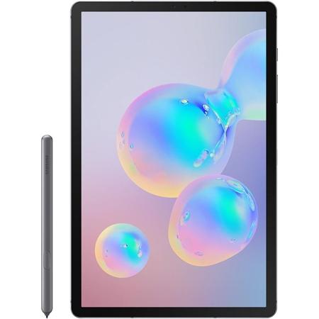 Samsung Galaxy Tab S6 Wifi+4G 6GB 128GB grijs