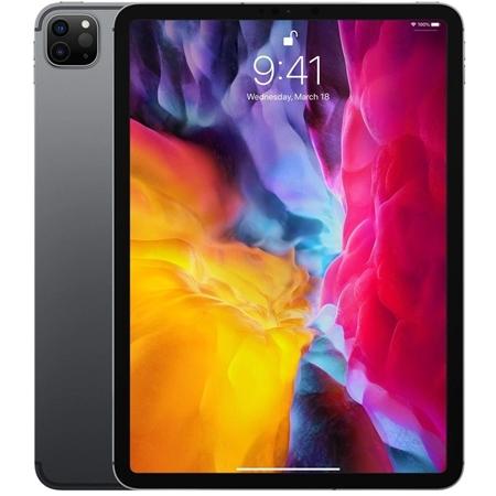 Apple iPad Pro 2020 11 inch Wifi + 4G 128GB (2nd gen.) Space gray