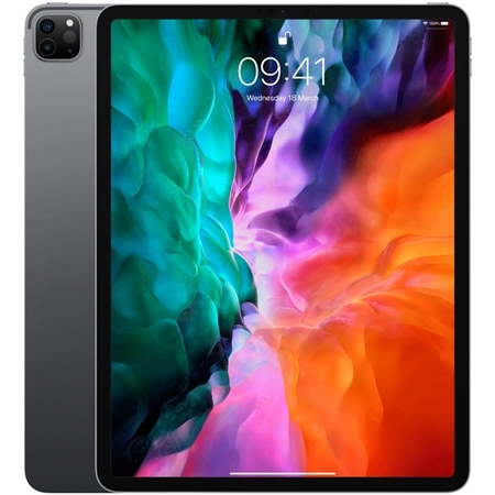iPad Pro 2020 12.9 inch Wifi + 4G 128GB (4th gen.) Space gray