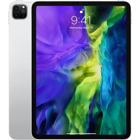 Apple iPad Pro 2020 11 inch Wifi + 4G 256GB (2nd gen.) Silver