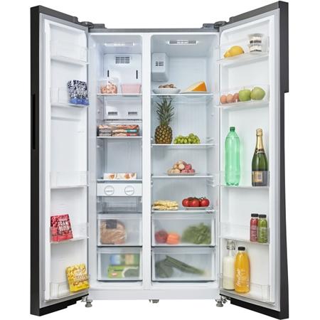 Inventum SKV1178B Amerikaanse koelkast