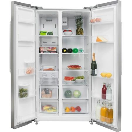 Inventum SKV1784R Amerikaanse koelkast