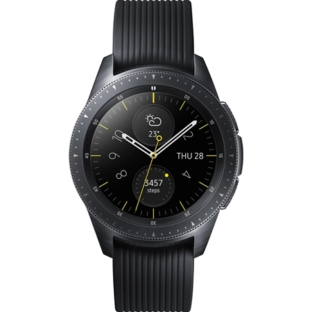 Samsung Galaxy Watch 42mm zwart