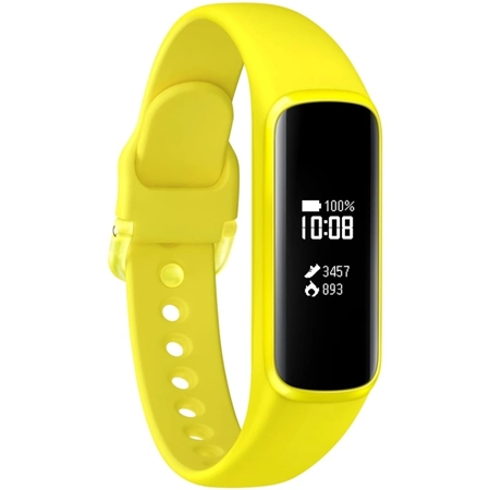 Samsung Galaxy Fit-e geel