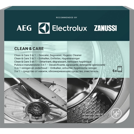 AEG M3GCP400 Clean and Care - 3 in 1 reinigen en onderhoud