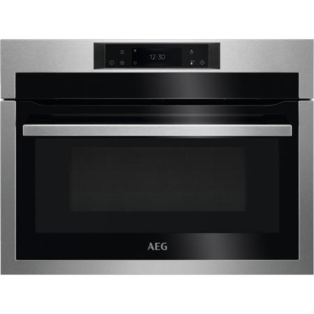 AEG KMF768080M inbouw combi oven