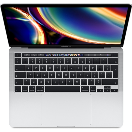 Apple MacBook Pro 13 inch Touch Bar 8GB 512GB Zilver