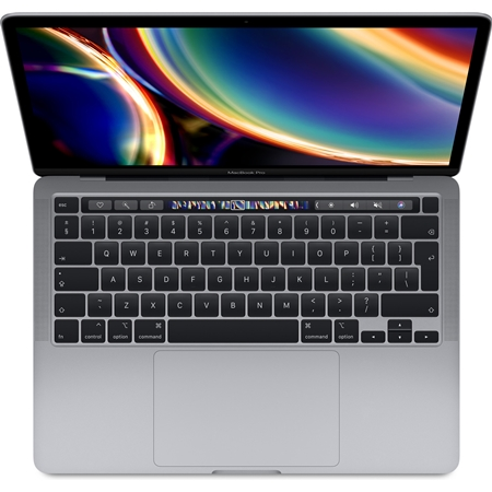 Apple MacBook Pro 13 inch Touch Bar 16GB 512GB Space gray