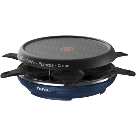 Tefal RE12A4 Deco gourmetstel