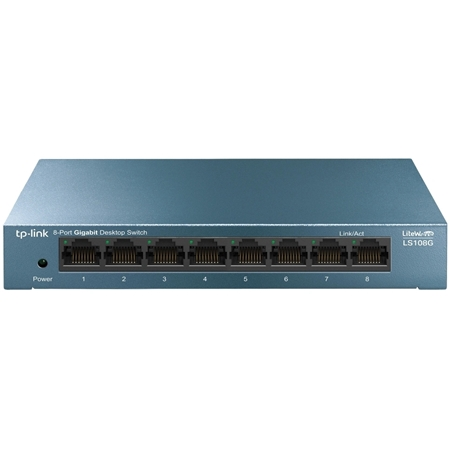 TP-Link LS108G 8-poort switch