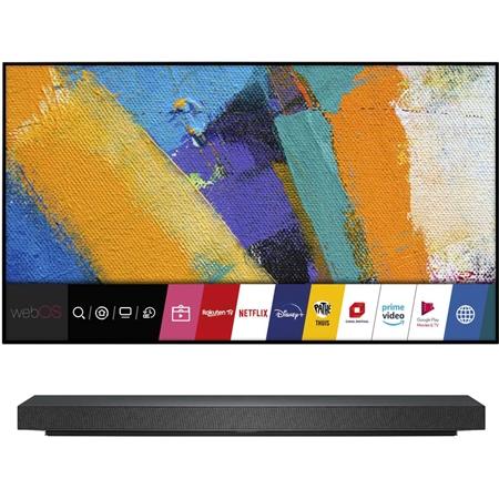 LG OLED65WX9LA 4K OLED TV