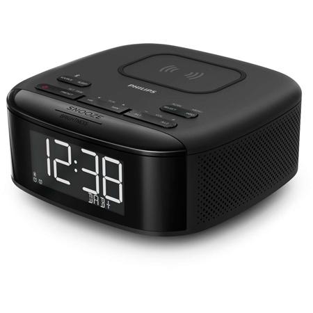 Philips TAR7705 Wekkerradio met oplaadpad