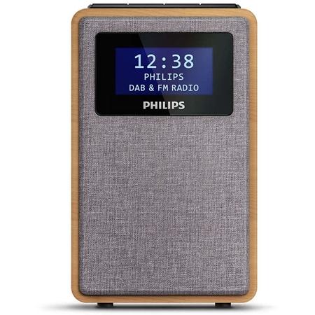 Philips TAR5005 Wekkerradio met DAB+