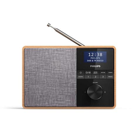 Philips TAR5505 Draagbare radio met DAB+